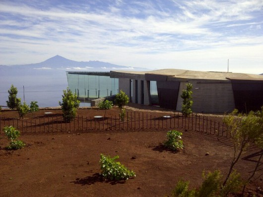 Abrante Lookout3 - Spanish Architecture: Abrante Lookout, Canary Islands