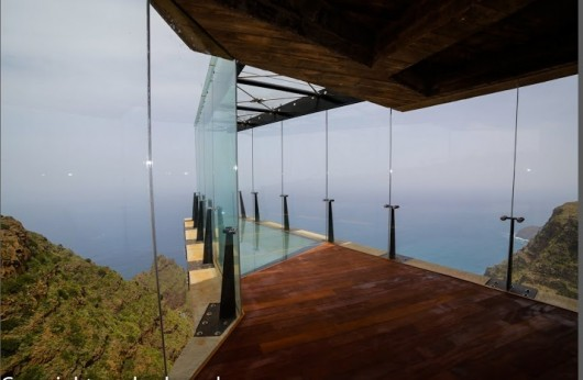 Abrante Lookout4 - Spanish Architecture: Abrante Lookout, Canary Islands