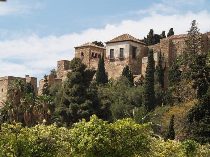 Alcazaba Málaga 1