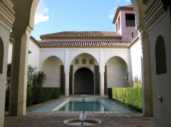 Alcazaba Málaga 4