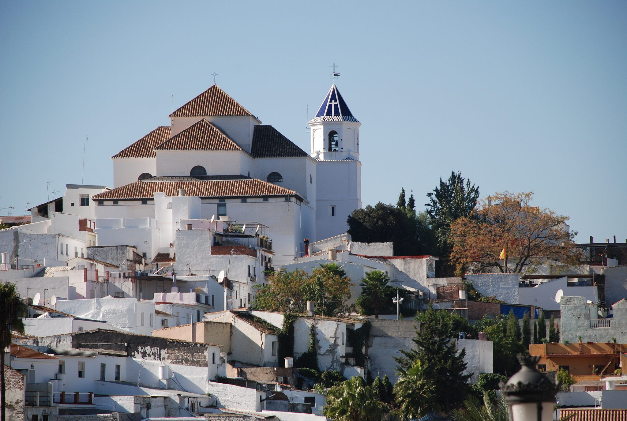 Alhaurín el Grande view - Alhaurin el Grande, a picturesque village to find your ideal property