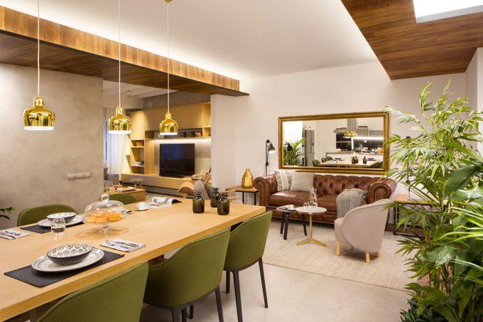 Apartment by Egue y Seta