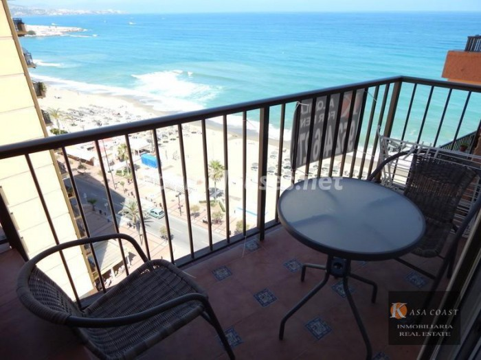 Apartment rental in Fuengirola