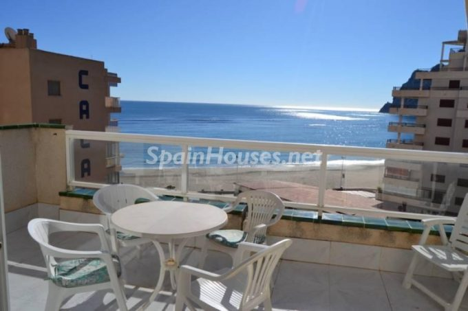 Apartment vacation rental in Calpe Alicante e1466410680322 - Low cost beach holidays in Spain