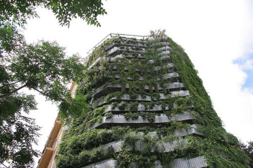 Architecture in Barcelona 01