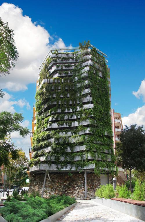 Architecture in Barcelona 02