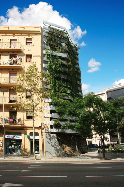 Architecture in Barcelona 04