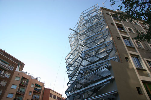 Architecture in Barcelona 05