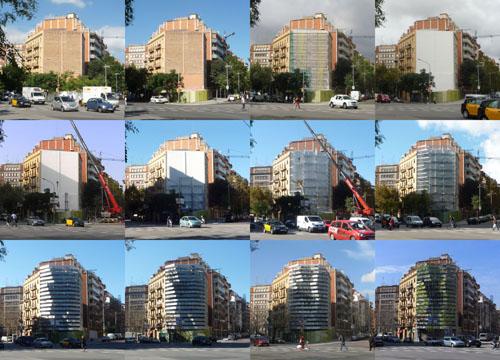 Architecture in Barcelona 06