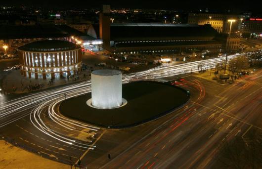 Atocha4 - Architecture in Spain: Atocha Monument, Madrid