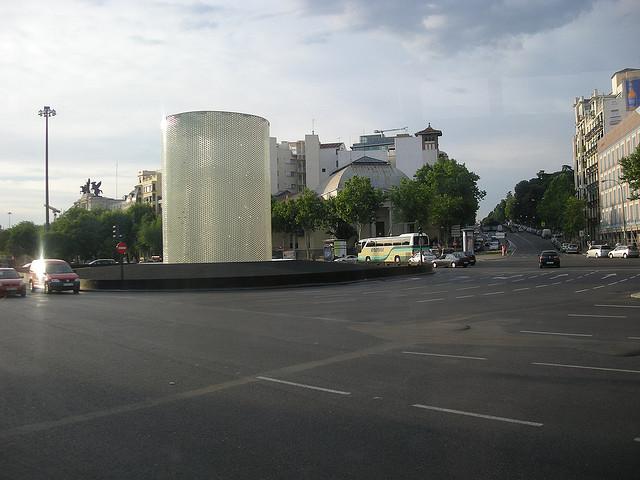 Atocha5 - Architecture in Spain: Atocha Monument, Madrid