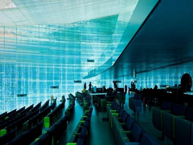 Auditorium3 - El Batel Auditorium Conference Hall, in Cartagena (Murcia)