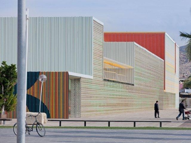 Auditorium6 - El Batel Auditorium Conference Hall, in Cartagena (Murcia)