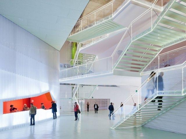 Auditorium8 - El Batel Auditorium Conference Hall, in Cartagena (Murcia)