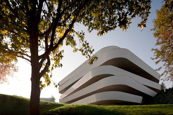 Basque Culinary Center -  Basque Culinary Center by Vaumm Arkitektura in San Sebastian, Spain