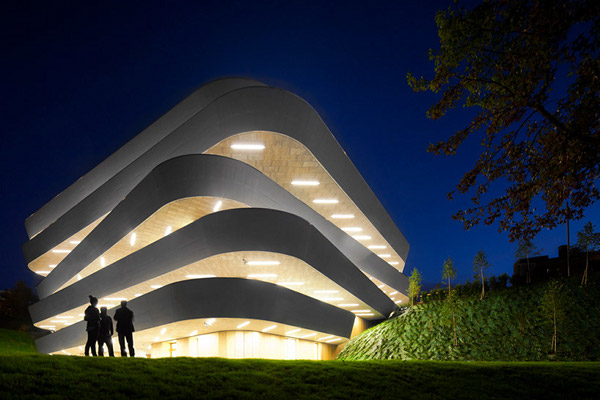 Basque Culinary Center1 -  Basque Culinary Center by Vaumm Arkitektura in San Sebastian, Spain
