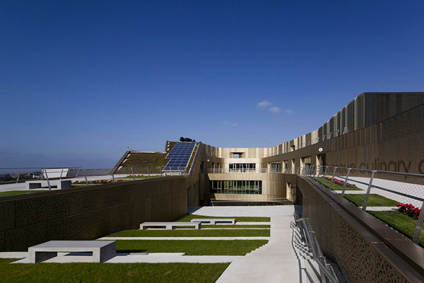 Basque Culinary Center5 -  Basque Culinary Center by Vaumm Arkitektura in San Sebastian, Spain