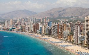 Benidorm Costa Blanca 300x186 - Holiday resorts' anger at UK lawyers who encourage tourists to sue hotels