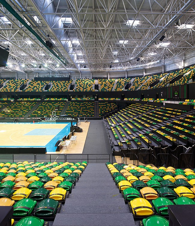 Bilbao Arena 6
