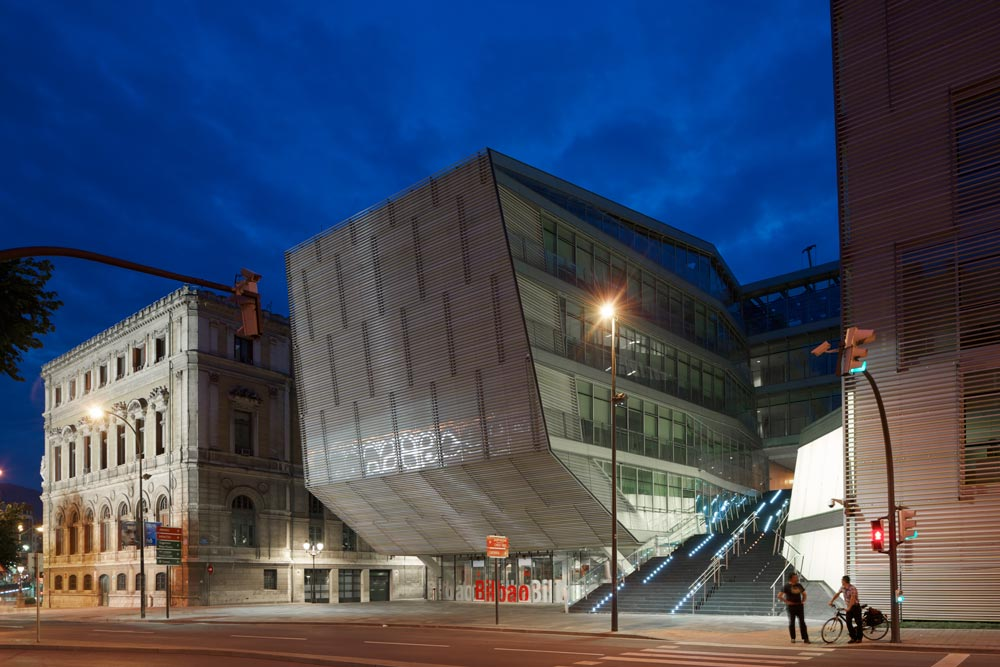 Bilbao City Hall by IMB Arquitectos