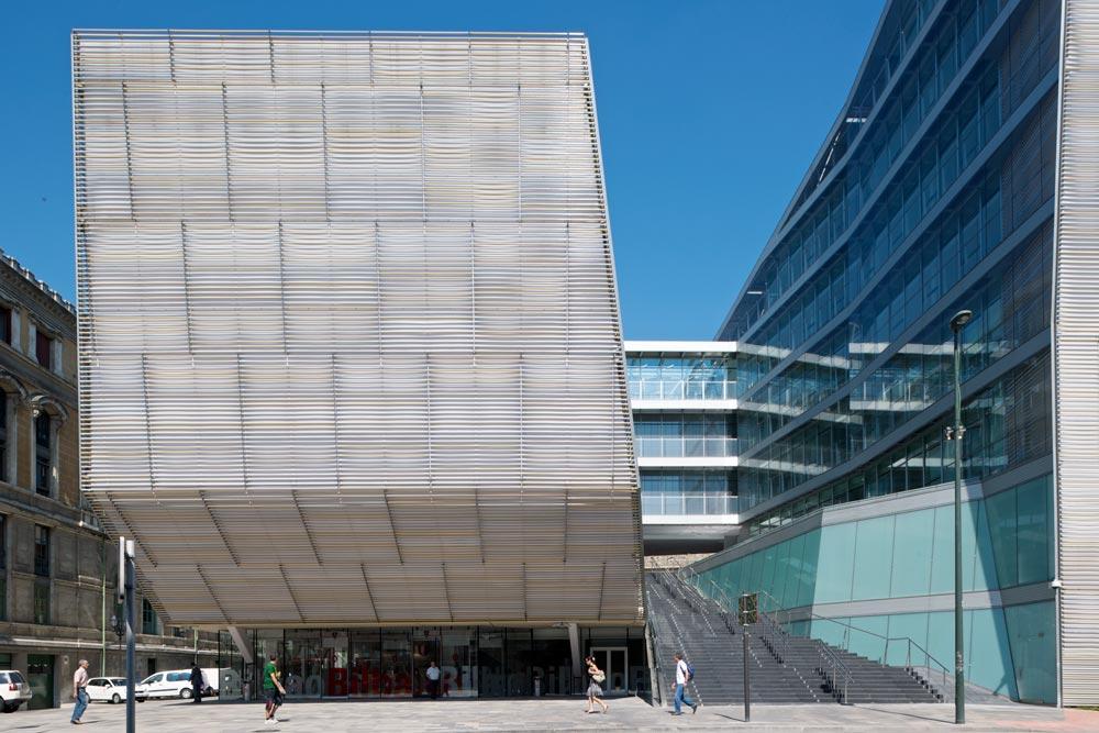 Bilbao City Hall by IMB Arquitectos3