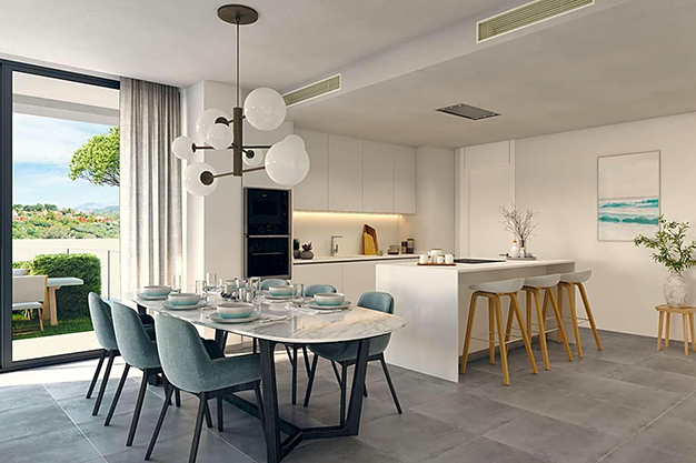 COCINA MARBELLA - This luxury apartment in Marbella is a unique opportunity you cannot miss