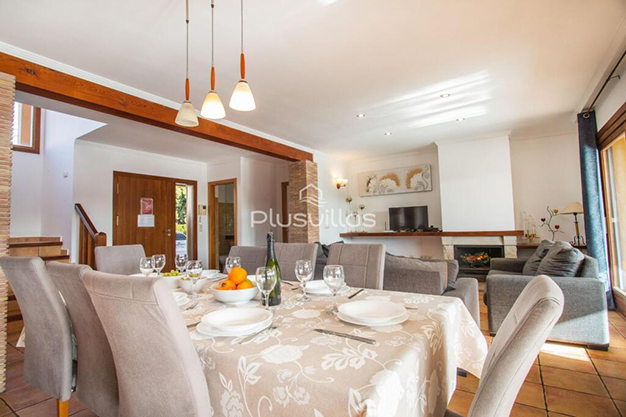 COMEDOR CALPE - Find your new home in this luxury villa in Alicante