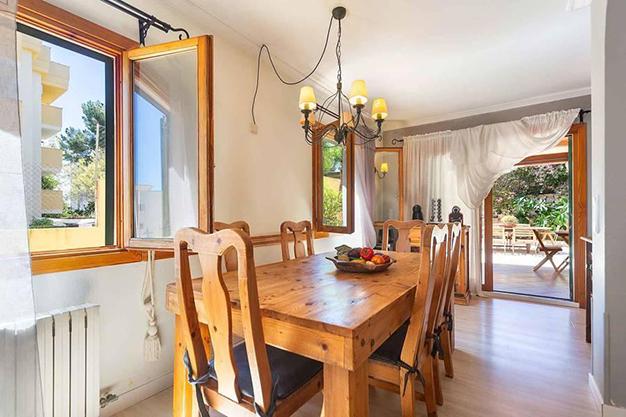 COMEDOR MALLORCA - Nothing better than this villa in Palma de Mallorca to enjoy the sun and beautiful beaches