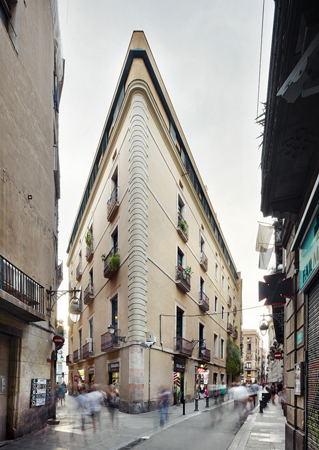 Carrer Avinyó - World Interior of the Year, Carrer Avinyó, Barcelona