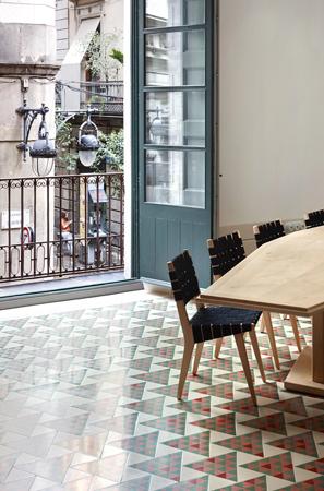 Carrer Avinyó5 - World Interior of the Year, Carrer Avinyó, Barcelona