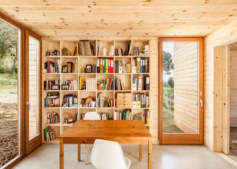 Casa GG 1 - Casa GG by Alventosa Morell Arquitectes in Barcelona