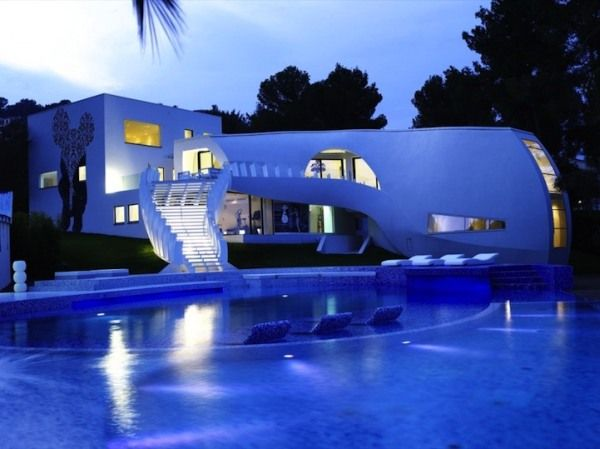 Casa Son Vida15 - Architecture in Spain: Casa Son Vida, Palma de Mallorca