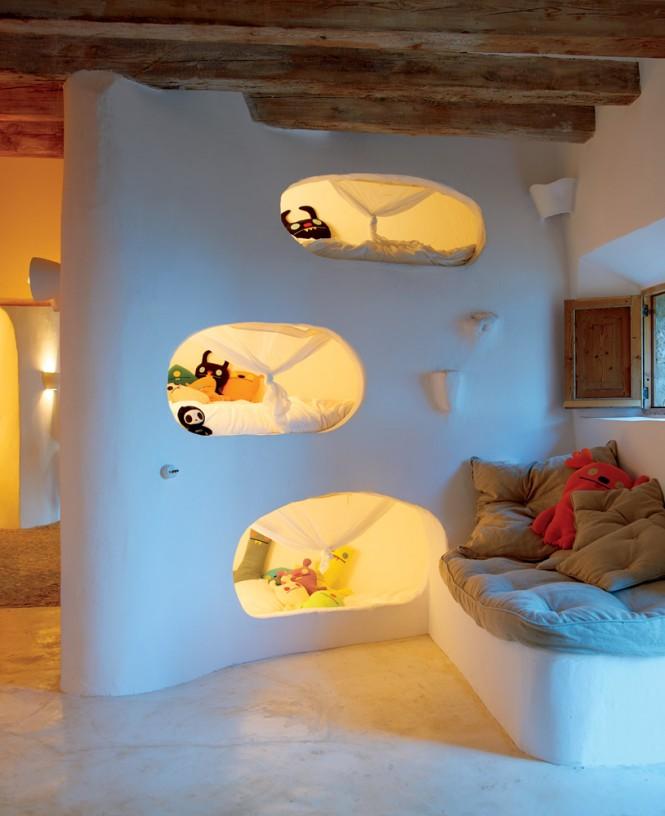 Cave Home4 - Cave House in Mallorca by Designer Alexandre de Betak