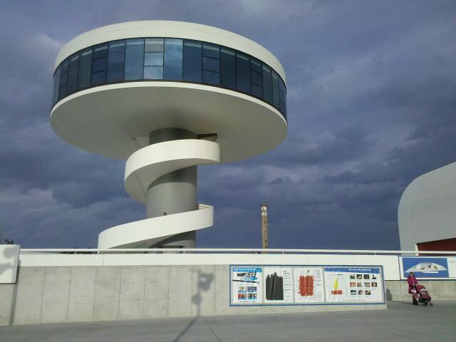 Centro Niemeyer - Centro Niemeyer, Avilés, Asturias