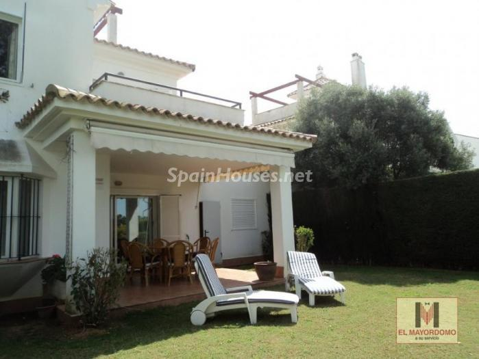 Chalet for sale in Costa Ballena