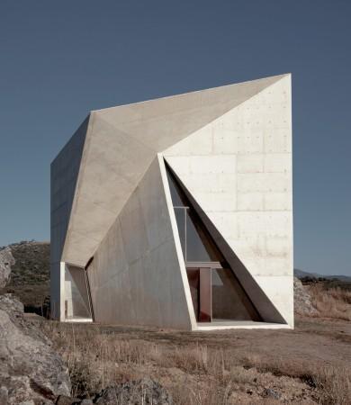 Chapel3 - Chapel in Ciudad Real by Sancho-Madridejos