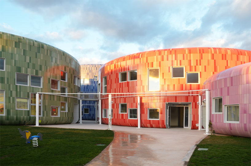 Childrens Innovation Centre - Architecture in Spain: Innovation center for children, Valencia