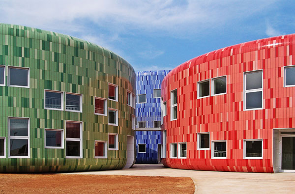 Childrens Innovation Centre1 - Architecture in Spain: Innovation center for children, Valencia