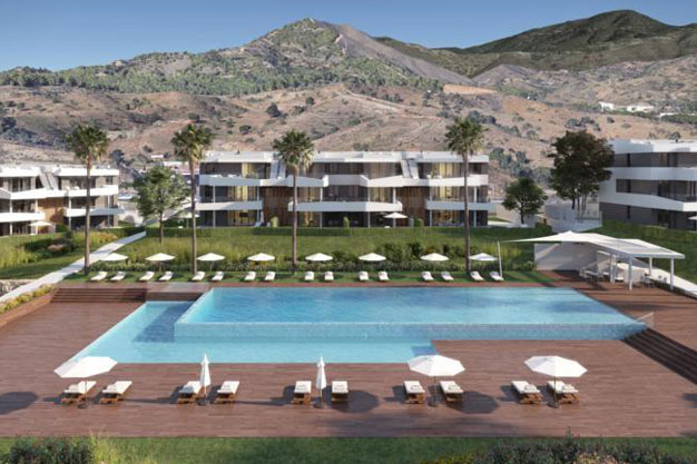 Comunidad - Luxury homes in Málaga close to the coast and golf courses
