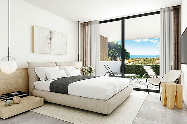 DORMITORIO 1 3 - This luxury apartment in Marbella is a unique opportunity you cannot miss