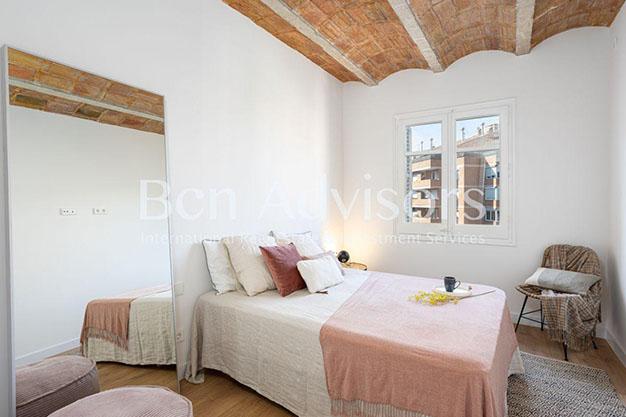 DORMITORIO 1 6 - You'll love this unique flat for sale in Barcelona