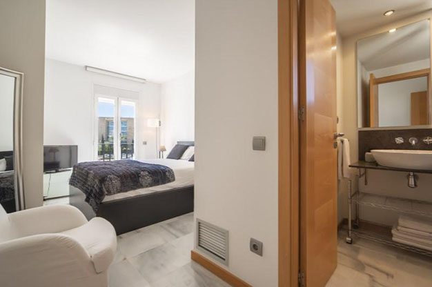 DORMITORIO 1 IBIZA 1 - You won't be able to resist this flat for sale in Ibiza: ideally located and with a terrace and pool