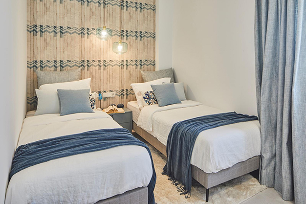 DORMITORIO 1 IBIZA - If you are looking for sea views, you'll love this luxury apartment in Ibiza