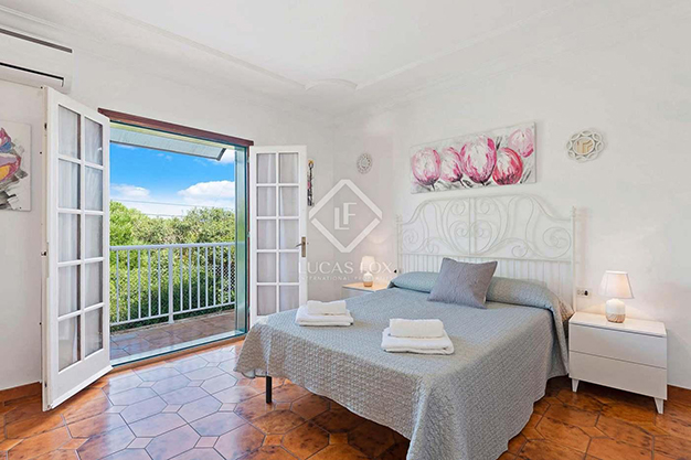 DORMITORIO 1 MENORCA - Living in paradise is possible with this luxury home in Menorca