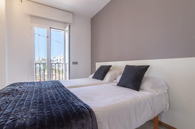 DORMITORIO 2 3 - You won't be able to resist this flat for sale in Ibiza: ideally located and with a terrace and pool