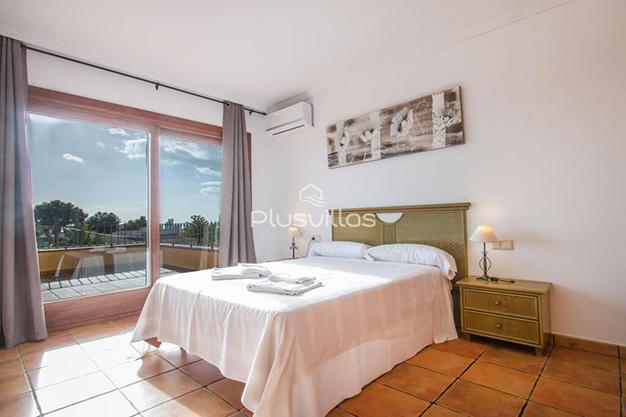 DORMITORIO 2 CALPE - Find your new home in this luxury villa in Alicante