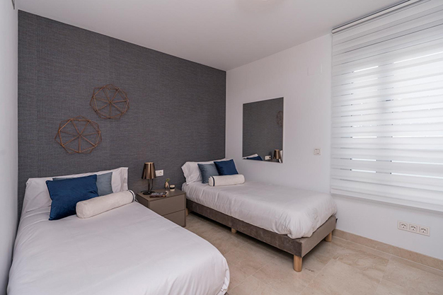 DORMITORIO 2 - Live surrounded by nature with this luxury apartment in Málaga