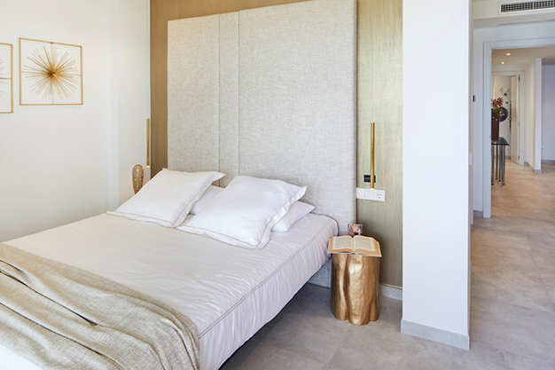 DORMITORIO2 IBIZA 1 - If you are looking for sea views, you'll love this luxury apartment in Ibiza