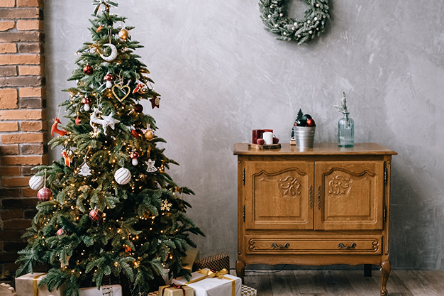 DecoNavidad arbol1 - Ideas to decorate your home at Christmas in an original way