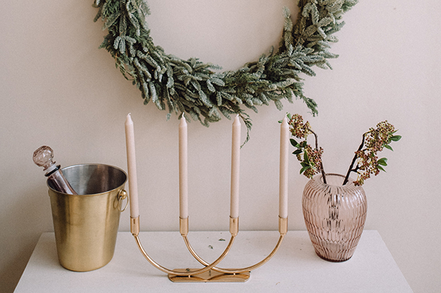 DecoNavidad Minimalista - Ideas to decorate your home at Christmas in an original way
